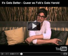 Video | It Gets Better - Queer as Folk's Gale Harold