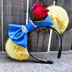 Beauty and the Beast Mickey ears