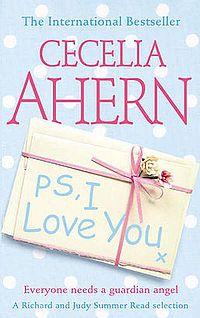 Cecelia Ahern - PS I Love you Na de film wil ik zeker het boek nog lezen