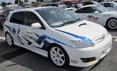 itasha car stickers