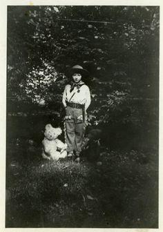 """Foto vintage """"Bosque de la imaginación"""" instantánea antigua Foto antigua negro…"""