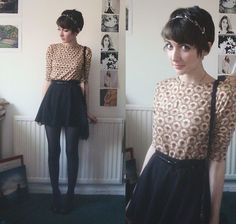 Image result for pixie hair clothes fashion