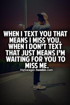 Yea so true