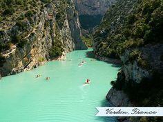 Verdon, Provence