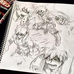 Boku no hero Academia Boku No Academia, My Hero Academia Shouto, Hero Academia Characters, Manga Anime, Manga Art, Me Me Me Anime, Anime Guys, Boko No, Boku No Hero Academy