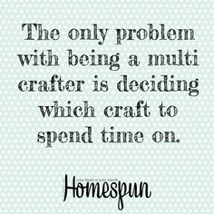 the only problem with being a multi crafter is deciding which craft to spend time on