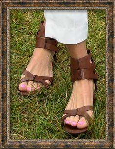 Cole Haan Kimry Sandals - Hilary Rhoda Hilary Rhoda, Cole Haan Shoes, My Style, Beauty, Fashion, Moda, Fashion Styles, Beauty Illustration, Fashion Illustrations
