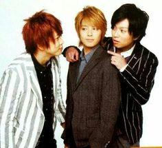 Massu, Tegoshi, Shige