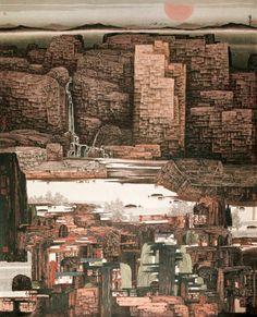 Fine Art GalleryXue Liang was born in Jingjiang of Jiangsu Province, in 1956.