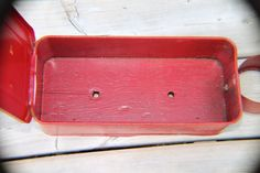 International Harvester Tractor Toolbox