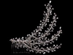 En Vogue Bridal Accessories HJ1332 Hair Jewelry