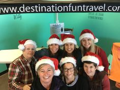 Happy holidays from the Destination Fun Travel agents!!!