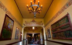 McMenamins: If you're traveling to Portland, you have to experience a McMenamins -- a chain of 65 Portland breweries, restaurants, movie theaters, pubs, music venues, and hotels. They frequently take over historic locations like the old Kennedy School (featured here) or the former funeral home, Chapel Pub. Stop by one for a bite, a brew, or show.
