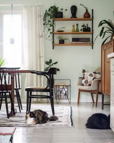A Finnish Collector's Home Full of Vintage Treasures