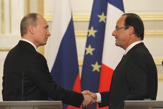 Paris May Have Opened The Door To Bringing Russia In From TheCold - Why are world politics so much like a playground?