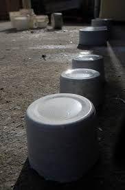 Risultati immagini per ben barrell / pico pebble seating