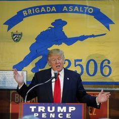 Donald Trump condemned the late Cuban leader Fidel Castro on an otherwise quiet Saturday for the president-elect.