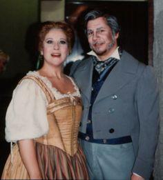 Luciana Serra & Henry Runey