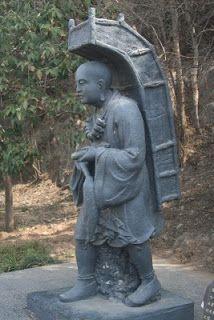 Xuanzang y Yijing en busca de los textos budistas