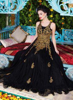 Fabric- Premium Net Dupatta- Chiffon Satin- Georgette Inner - Sentone Bottom- Sentone Work- Embroidery
