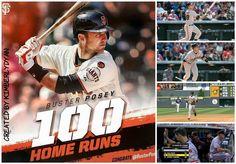 Happy 100 homeruns Buster ~ created by Kimberlydyan