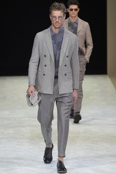 Men's Spring 2015 Collections: A Blend of Trends - Slideshow