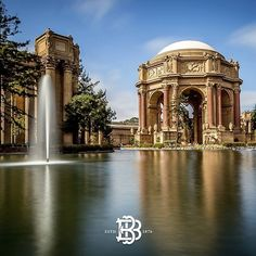 Palace of Fine Arts  | San Francisco         Sophisticated Luxury Blog:. (youngsophisticatedluxury.tumblr.com  http://youngsophisticatedlux...