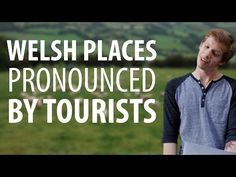 Tourists Attempt to Pronounce Welsh Places - YouTube
