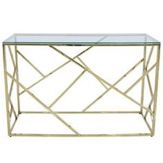 Canora Grey Side Table with Storage & Reviews   Wayfair.co.uk Brass Console Table, Grey Side Table, Tempered Glass Table Top, Telephone Table, Side Table With Storage, Modern Sculpture, Modern Glass, Polished Brass, Types Of Wood