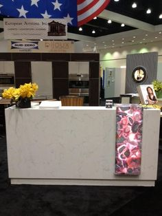 """""""This agate semi-precious and Torquay desk is a in Cambria booth 501 Dwell On Design, Agate, Stone, Rock, Agates, Stones, Batu"""