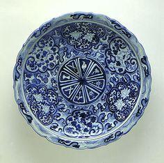 Yuan dynasty, circa 1340-1368.