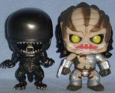 Funko POP! Movies #30 - Alien #31 - Predator