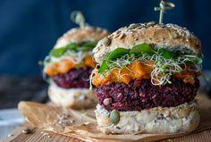 Vegetarische Burger: die 5 besten Rezepte   InStyle