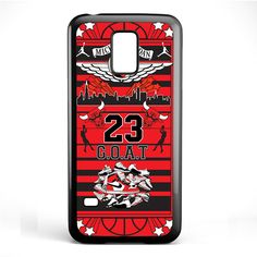 Michael Jordan Too Fly TATUM-7172 Samsung Phonecase Cover Samsung Galaxy S3 Mini Galaxy S4 Mini Galaxy S5 Mini