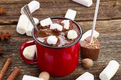 Gorąca czekolada - napój na jesień