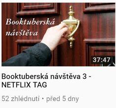 Tatafa a jeho kouzelný svět: Tatafa jako booktuber - Netflix tag