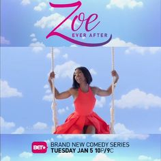 Zoe Ever After - BET Premieres 1/5/16 Zoe Moon a newly single mother mother wants to start a cosmetics business.