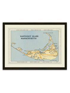Soicher Marin  Vintage Nantucket Island
