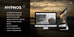 Hypnos - OnePage Parallax WordPress Theme by FRESHFACE  Hypnos is very nice WordPress theme, suitable for agencies, personal portfolios or small firms.Parallax WordPress Theme Multipurp