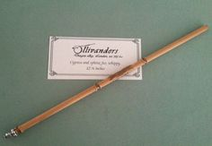 Harry Potter Wands (set of 6) with Wand Description