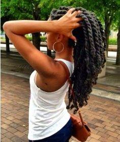 Ideas Braids Long Box Marley Twists For 2019 Marley Twists, Marley Twist Styles, Havana Twists, Jumbo Havana Twist, Jumbo Twists, Marley Braids, Pelo Natural, Natural Hair Tips, Natural Hair Journey