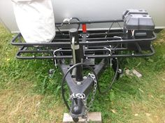 Storage rack on Tongue - R-pod Owners Forum - Page 1 Utility Trailer Camper, Pop Up Tent Trailer, Trailer Storage, Small Trailer, Camper Storage, Storage Rack, Rv Camping, Glamping, Camping Gadgets