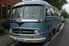 Mercedes Benz Bus 1960......