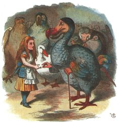 Image 6 of 20 Alice and the Dodo