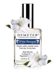 White Bouquet Demeter Fragrance for women