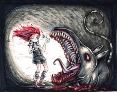 Beware the rat by Parororo on DeviantArt
