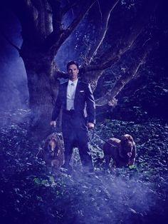 Benedict Cumberbatch Vanity Fair photoshoot outtakes