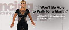 After  Kelly Osbourne went on Dancing with the  Stars, something just clicked. The TV personality—she's currently on E!'s Fashion Police—embraced working out and  healthy eating. Kelly lost 50 pounds