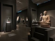 """Lost Kingdoms: Hindu-Buddhist Sculpture of Early Southeast Asia, 5th to 8th Century"" is on view through July 27, 2014. #LostKingdoms"