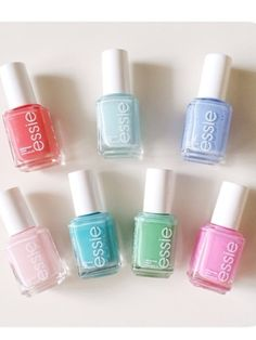 Perfect spring colors.
